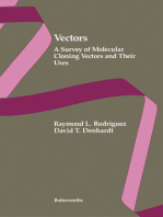 Vectors: A Survey of Molecular Cloning Vectors and Their Uses