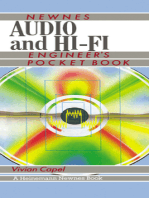 Audio and Hi-Fi Engineer's Pocket Book