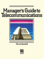 A Manager's Guide to Telecommunications