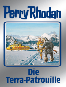 "Perry Rhodan 91: Die Terra-Patrouille (Silberband): 11. Band des Zyklus ""Aphilie"""