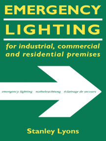 Emergency Lighting: For Industrial, Commercial and Residential Premises