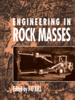 Engineering in Rock Masses