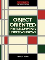 Object-Oriented Programming under Windows