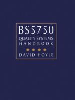 Quality Systems Handbook