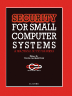 Security for Small Computer Systems