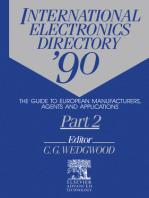 International Electronics Directory '90