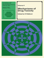 Mechanisms of Drug Toxicity: Proceedings of the Third International Pharmacological Meeting