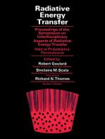Radiative Energy Transfer