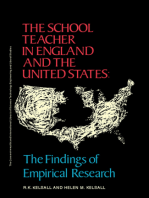 The School Teacher in England and the United States