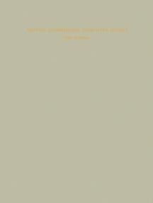 British Commercial Computer Digest: Pergamon Computer Data Series