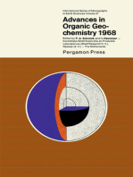 Advances in Organic Geochemistry 1968: Proceedings of the 4th International Meeting on Organic Geochemistry, Held in Amsterdam, September 16-18, 1968