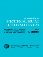 Introduction to Petroleum Chemicals: Based on Lectures Given at the Manchester College of Science and Technology