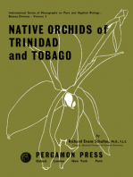 Native Orchids of Trinidad and Tobago: International Series of Monographs on Pure and Applied Biology