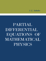 Partial Differential Equations of Mathematical Physics