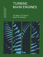 Turbine Main Engines