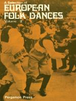 A Selection of European Folk Dances