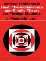 Worked Problems in Heat, Thermodynamics and Kinetic Theory for Physics Students