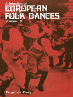 A Selection of European Folk Dances: Volume 3
