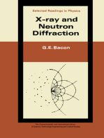 X-Ray and Neutron Diffraction