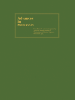 Advances in Materials