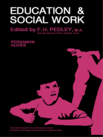 Education and Social Work