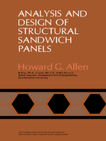 Analysis and Design of Structural Sandwich Panels