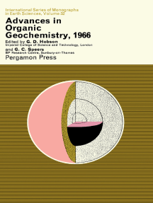 Advances in Organic Geochemistry: Proceedings of the Third International Congress
