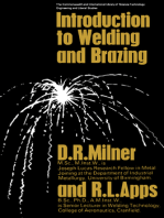 Introduction to Welding and Brazing: The Commonwealth and International Library: Welding Division