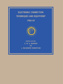 Electronic Connection Techniques and Equipment 1968-69: Pergamon Electronics Data Series