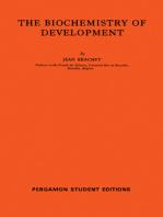 The Biochemistry of Development