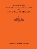 Interpretation of the Ultraviolet Spectra of Natural Products