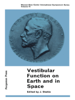 Vestibular Function on Earth and in Space