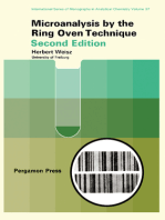 Microanalysis by the Ring-Oven Technique