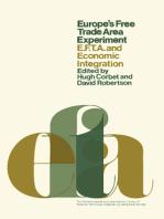 Europe's Free Trade Area Experiment