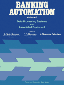 Banking Automation: Data Processing Systems and Associated Equipment