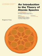 Introduction to the Theory of Atomic Spectra