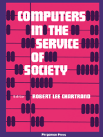 Computers in the Service of Society