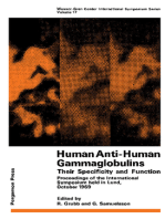 Human Anti-Human Gammaglobulins, Their Specificity and Function