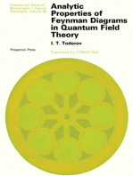 Analytic Properties of Feynman Diagrams in Quantum Field Theory: International Series of Monographs in Natural Philosophy