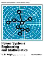Power Systems Engineering and Mathematics
