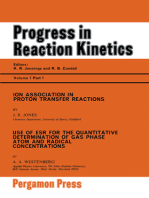 Ion Association in Proton Transfer Reactions: Use of ESR for the Quantitative Determination of Gas Phase Atom and Radical Concentrations