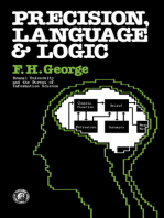 Precision, Language and Logic