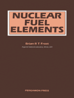 Nuclear Fuel Elements: Design, Fabrication and Performance