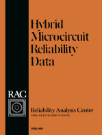 Hybrid Microcircuit Reliability Data