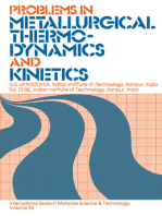 Problems in Metallurgical Thermodynamics and Kinetics