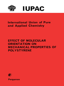 The Effect of Molecular Orientation on the Mechanical Properties of Polystyrene: Macromolecular Division