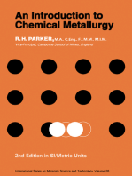 An Introduction to Chemical Metallurgy