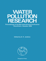 Ninth International Conference on Water Pollution Research