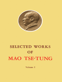 Selected Works of Mao Tse-Tung: Volume 1