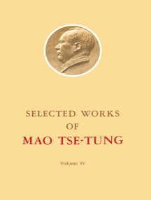Selected Works of Mao Tse-Tung: Volume 4